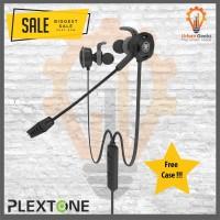 Plextone G30 with Mic Stereo Bass Gaming Hammerhead Earphone Not BX240