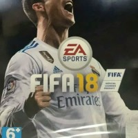 Kaset Game Ps 4 Fifa 18 Reg 3