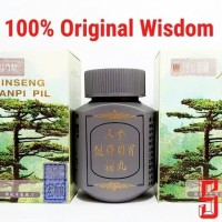 Kianpi Pil Wisdom OLD- Obat Gemuk & Penambah Nafsu Makan