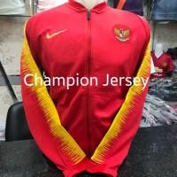 Jaket bola timnas Indonesia 2018/2019