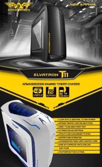 Casing Pc Gamers Armageddon Elvatron T11
