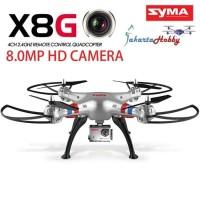Syma X8G-1 8MP Camera Headless Big Drone jakartahobby