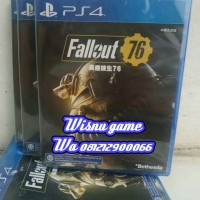 PS4 FALLOUT 76