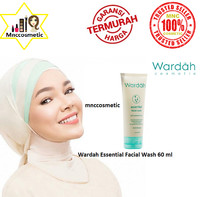 Wardah Essential Facial Wash 60 ml