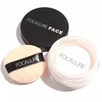 Focallure Loose Powder Oil Free Bedak Tabur Original