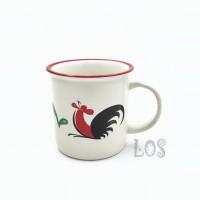 Cangkir - Mug Teh-Kopi Keramik AYAM JAGO KSK-02 (00311.00041)