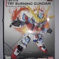 SD Try Burning Gundam Bandai
