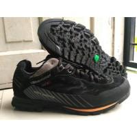 Sepatu Karrimor Hot Route WTX Low Waterproof Big Size Gunung Original