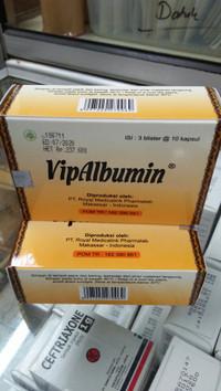VipAlbumin / Box
