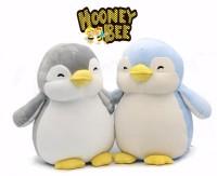 Original Miniso - Boneka Pinguin Berdiri Penguin Stand Doll small