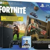 PS4 slim 500Gb bundle fortnite