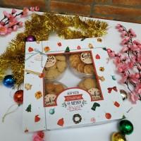 Parsel Kue Kering Cookies Parcel 3 in 1 Natal Cantik Murah