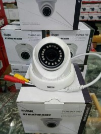 KAMERA CCTV HISOMU JET BLACK SERIES 4.0 Mega Pixel Indoor