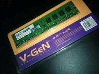 Ram DDR3 2 GB VGEN PC12800/10600 Platinum
