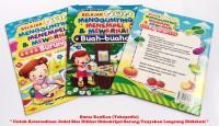 """Buku Aktivitas Belajar Anak """"Menggunting, Menempel & Mewarnai"""""""