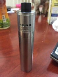 Authentic SOI Subzero Mechanical Mod Shorty X