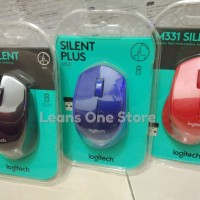 Logitech Mouse Wireless M331 Silent Plus