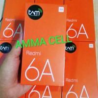Mi Xiaomi redmi 6a TAM garansi RESMI