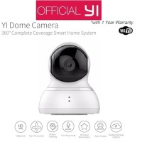 Xiaomi Yi Dome Cctv Camera w Night Vision International Version 720P