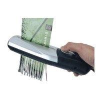 Portable Hand-Held USB / Batere Paper Shredder Berkualitas