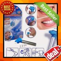 Pemutih Gigi Pembersih Plak Karang Luma Smile Teeth Polish Whitener