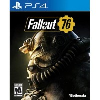 PS4 FALLOUT 76 Region 3