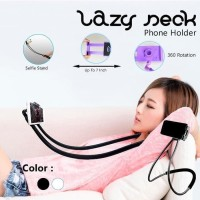 Lazy Pod Lezy Neck Lazypod di Leher Holder HP Flexibel Hanging Phone