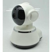 Wireless IP Camera CCTV 1/4 Inch CMOS Night Vision
