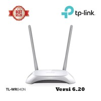 TP Link TL-WR840N : Wireless Router 300Mbps