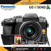 Panasonic Lumix DMC-G7 Kit 14-42mm Paket