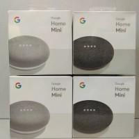 Google Home Mini Charcoal New