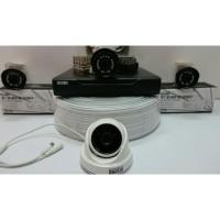 PAKET CCTV 4 KAMERA HISOMU GARANSI PRODUK 1 TAHUN