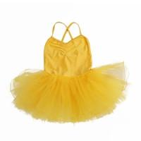 Dress tutu kuning