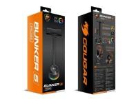 Cougar Gaming BUNKER S RGB Headset / Headphone Gaming Stand USB HUB