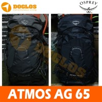 Osprey Atmos 65 AG Anti Gravity backpack Tas gunung Carrier keril