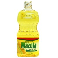 MAZOLA CORN OIL 900ML