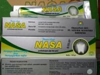 PASTA GIGI ~ NASA ~ ODOL HERBAL PEMUTIH GIGI & PERONTOK KARANG GIGI
