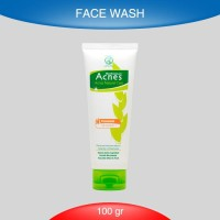 Acnes Natural Care - Face Wash Acnes Oil Control - 100 gr