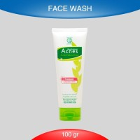 Acnes Natural Care - Face Wash Acnes Complete White - 100 gr