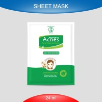Acnes Oil Control Mask ( MAP ) 24 gr - pouch