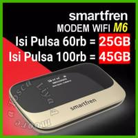 Modem Smartfren MIFI Andromax 4G LTE M6