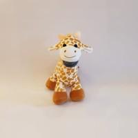 Boneka Jerapah istana BONEKA Giraffe With Syal L Lucu