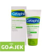 Cetaphil Defense UVA/UVB/sunblock muka