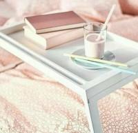 IKEA Meja Tempat Tidur - KLIPSK Bed Tray KT01