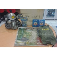 PS4 FallOut 76 Power Armor Collectors Edition Region 3 English