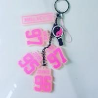Blackpink keychain all members keyring gantungan kunci kpop Lisa jisoo
