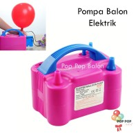 Pompa Balon Elektrik / Electric Balloon Pump