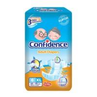 RAJASUSU/Confidence Adult Diapers XL6