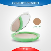 Acnes Compac Powder Lovely Pink - 14 gr