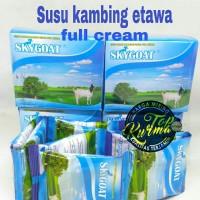 SKYGOAT susu kambing etawa full cream 1 box